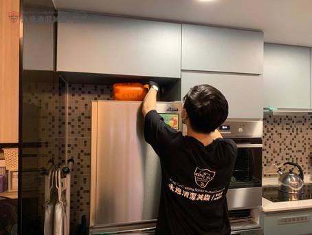 大角咀客戶裝修後全屋清潔及滅蟲服務個案