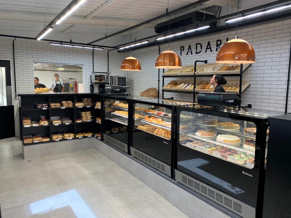 Área da padaria
