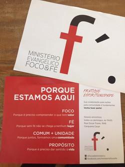 Ministério Foco & Fé