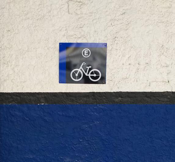 Estacionamento - Bicicleta