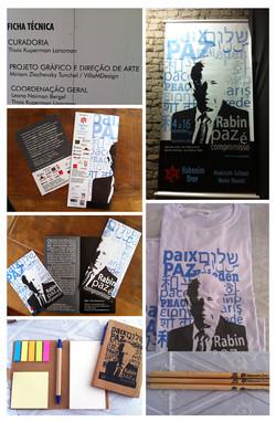 Exposição: Rabin – Paz é compromisso