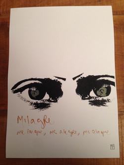 Ilustração Milagre Olho