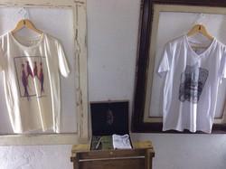 Camisetas para a marca ESCALPE