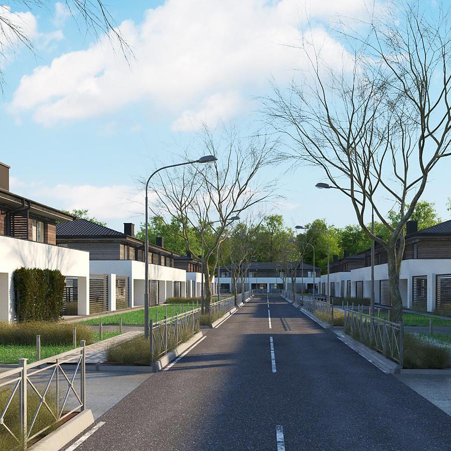 Rekkehus project - SBR2