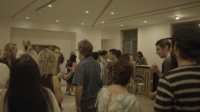 Inauguración de Galeria de NO ARTE