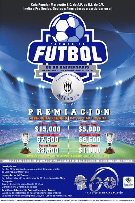 Torneo de Futbol de 60 Aniversario