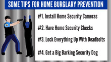 Surprising Home Burglary Facts & Statistics