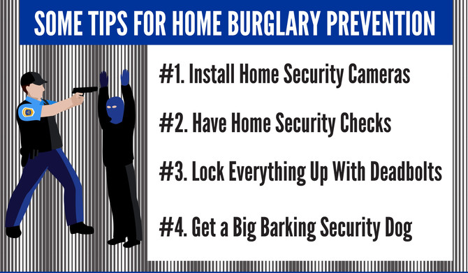 Surprising Home Burglary Facts & Statistics
