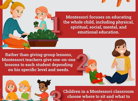 Foundational Principles Of Montessori