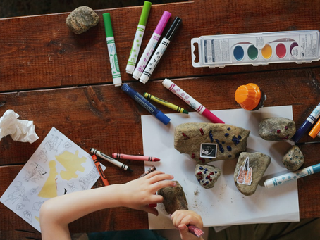 The Importance of Art in a Child's Development
