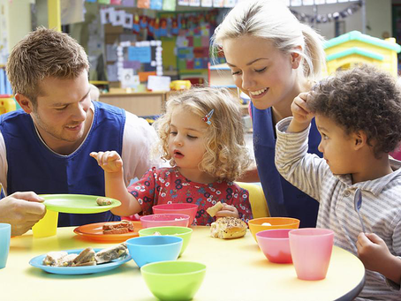 How Social Interaction in Early Years Benefits Your Child