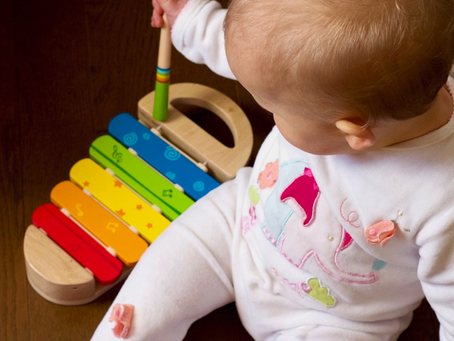 3 Reasons Why Music is Important for Early Childhood Development