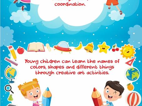 Creative Art and Child Development