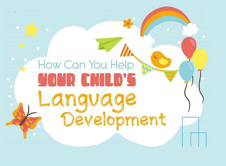 How Can You Help Your Child Language Development