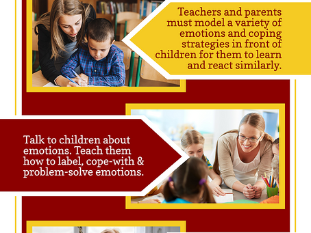 Strategies To Promote Social Emotional skills At An Early Age
