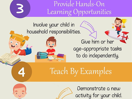 5 ways To Integrate Montessori Culture Into You Home
