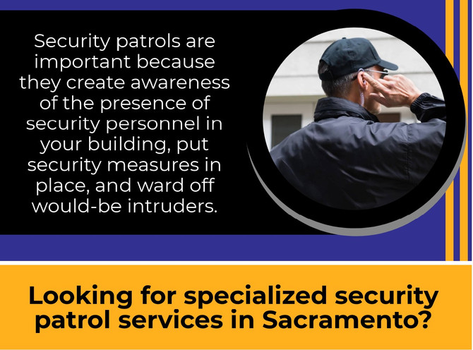 Maintaining Round-The-Clock: Security With Guard Patrol
