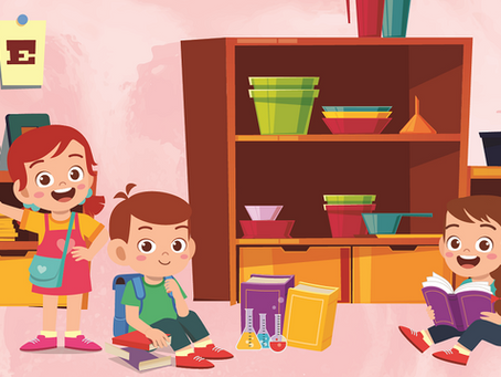How Montessori Sparks children's Creativity
