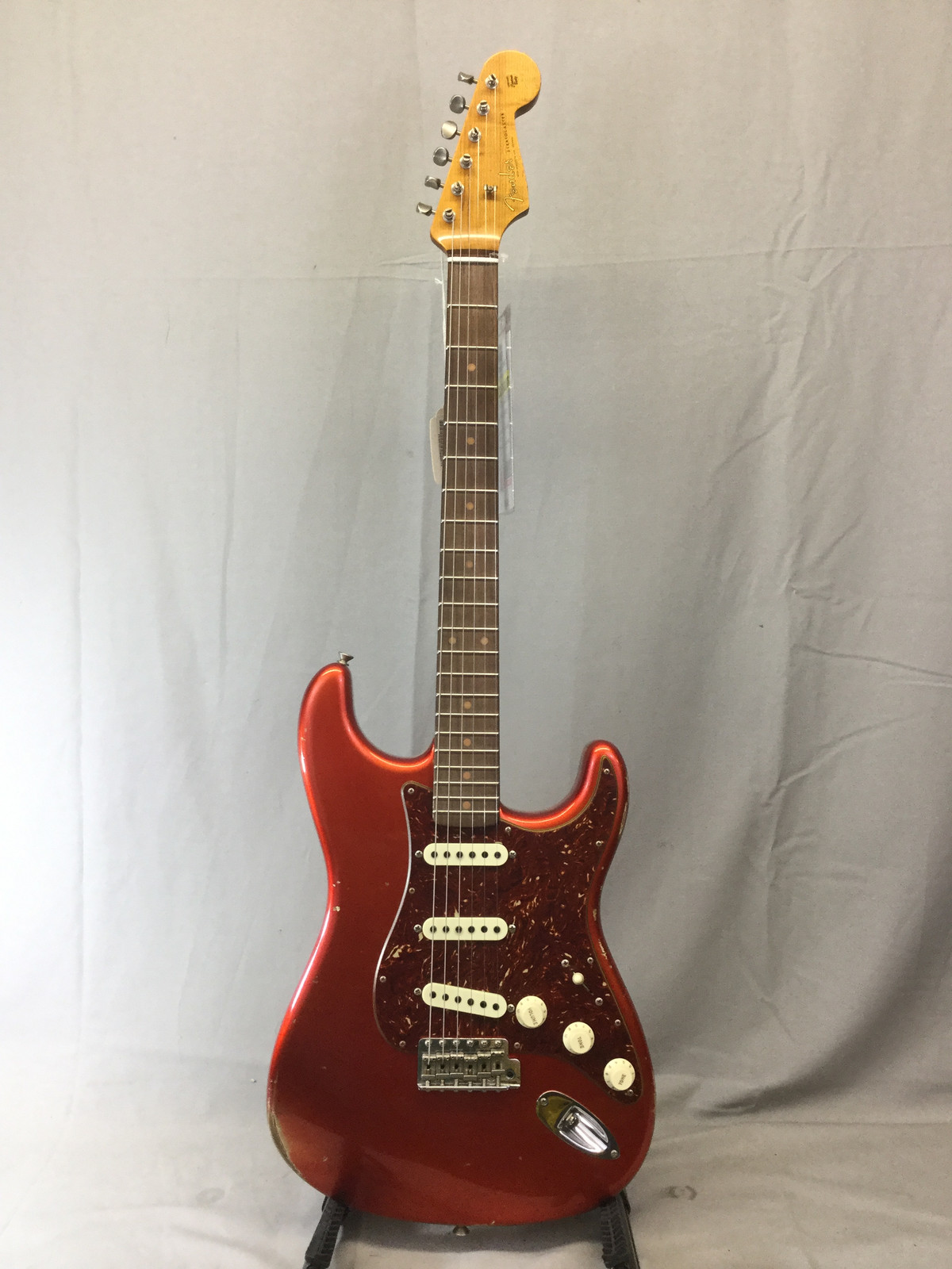 Firehouse Guitars Grandville Instrument Sales Lessons Guitar Kill Switch Wiring As Well Fender 18 Ltd Custom Shop Aged Car Roasted 1960 Relic Strat 3950
