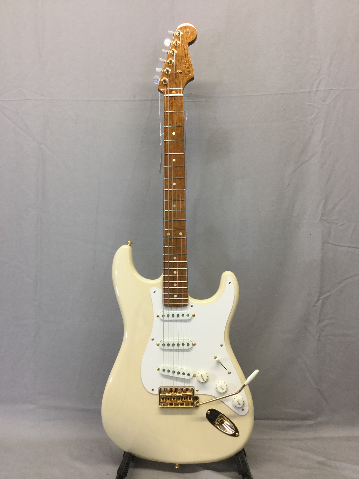 Fender American Custom NOS Roasted Strat - $3650