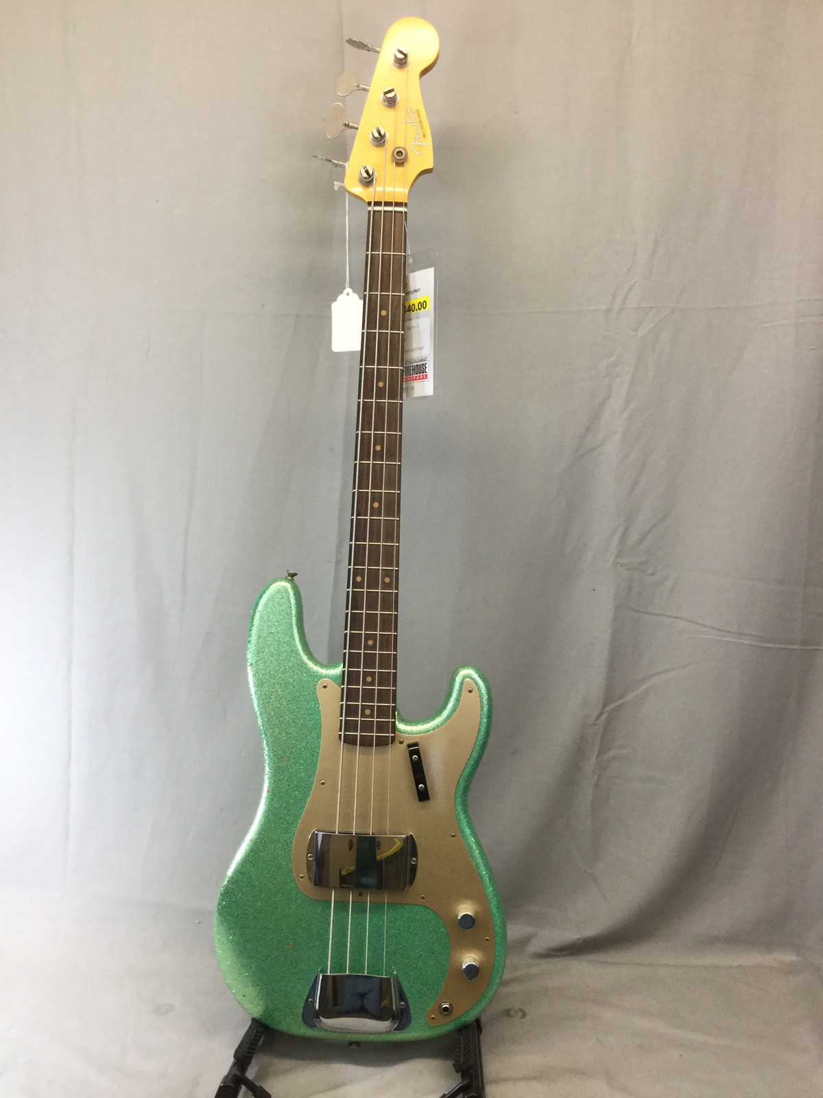 Firehouse Guitars Grandville Instrument Sales Lessons Guitar Kill Switch Wiring As Well Fender 1959 Journeyman Relic Precision Bass Custom Built Summer Event Limited Edition Aged