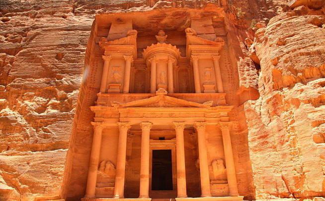 Petra - Giordania idee viaggio