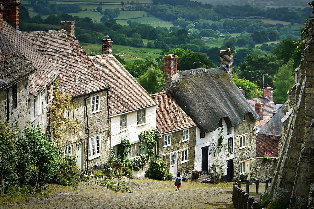 libri viaggio Inghilterra