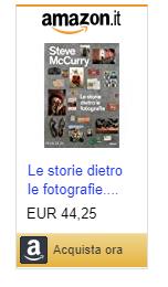 Steve McCurry Libro