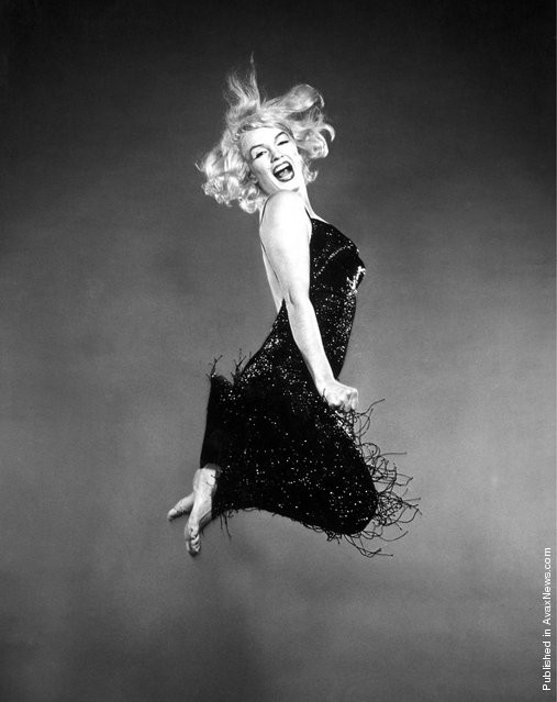 Halsman fotografo Monroe