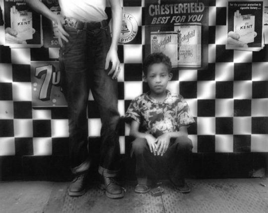 William Klein fotografia New York