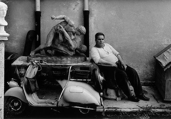 William Klein Roma