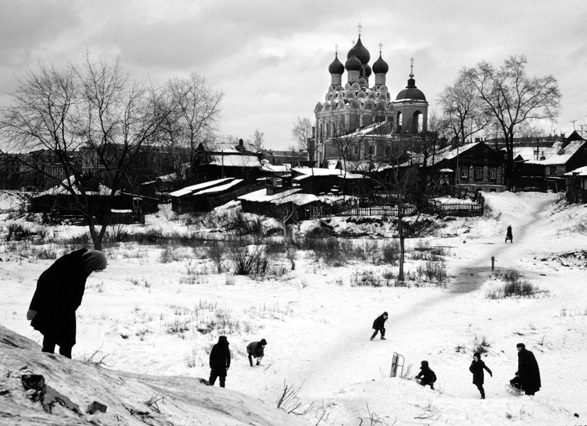 Piergiorgio Branzi fotografo russia