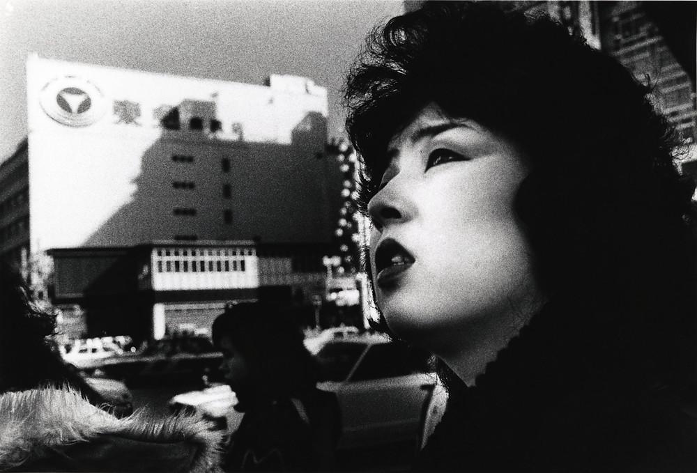 Daido Moriyama photo