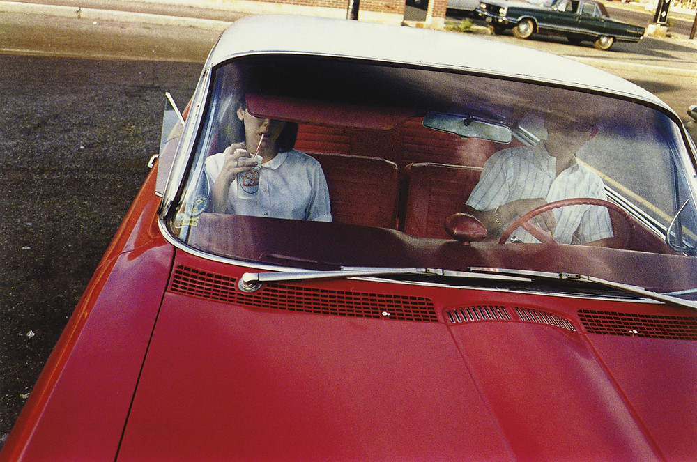 William Eggleston macchina fotografia