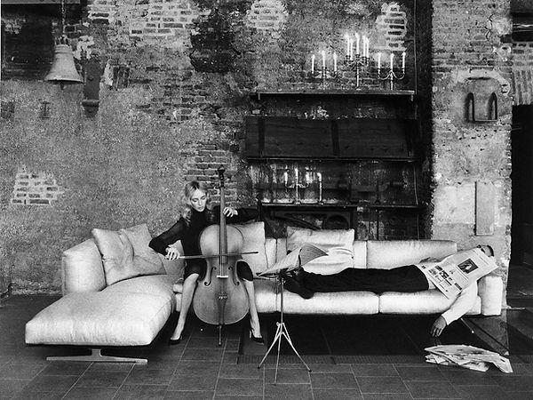 Gianni Berengo Gardin foto
