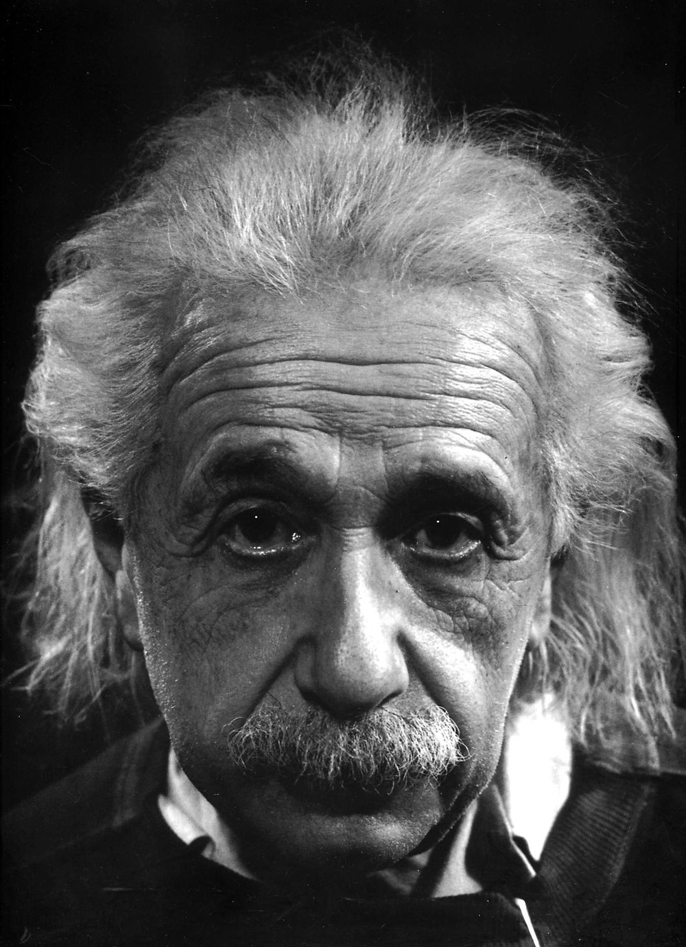 Halsman foto Einstein