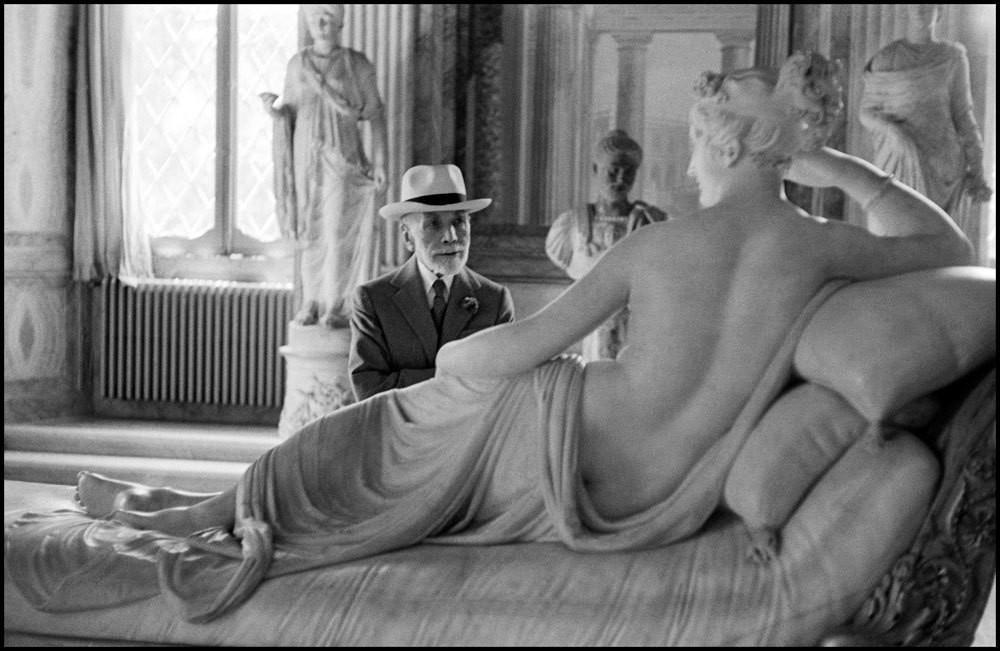 Henri Cartier Bresson fotografia Italia