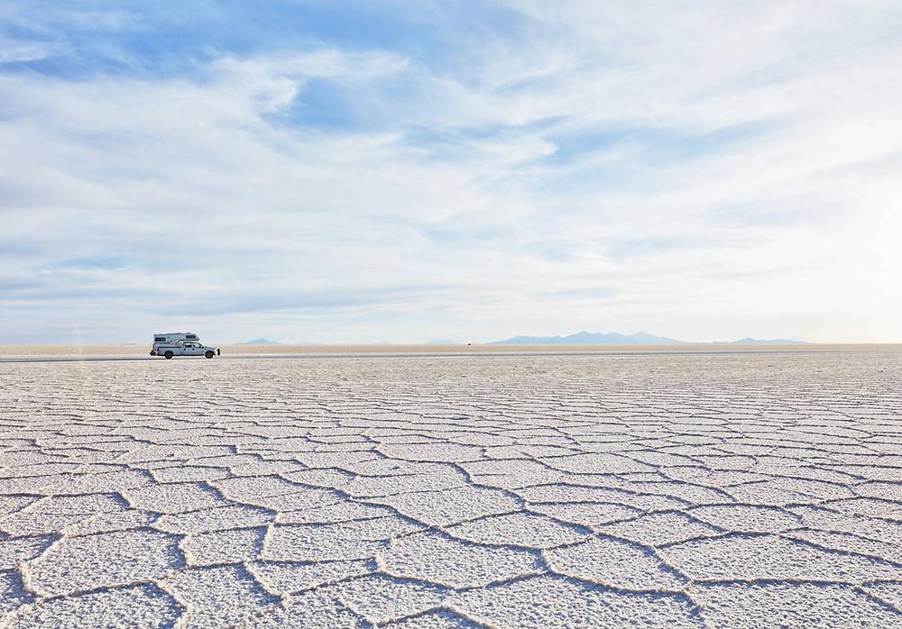 Viaggio Sud America Salr de Uyuni Bolivia