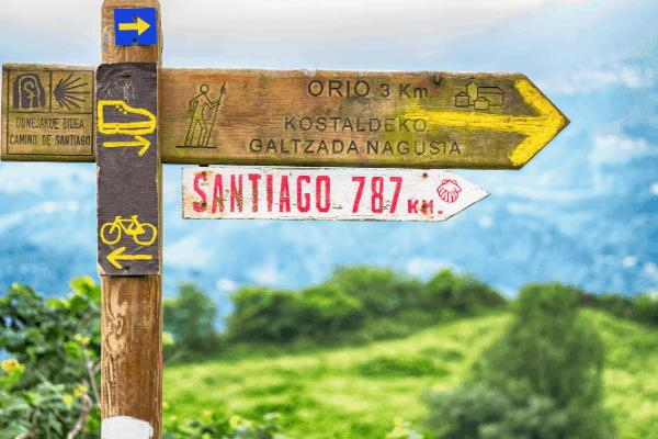 Libri Cammino di Santiago