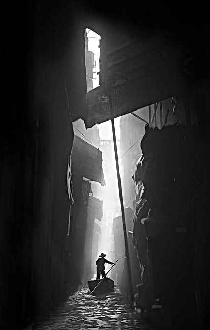 Fan Ho photographer