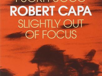 Libri di fotografia: Leggermente fuori fuoco, di Robert Capa