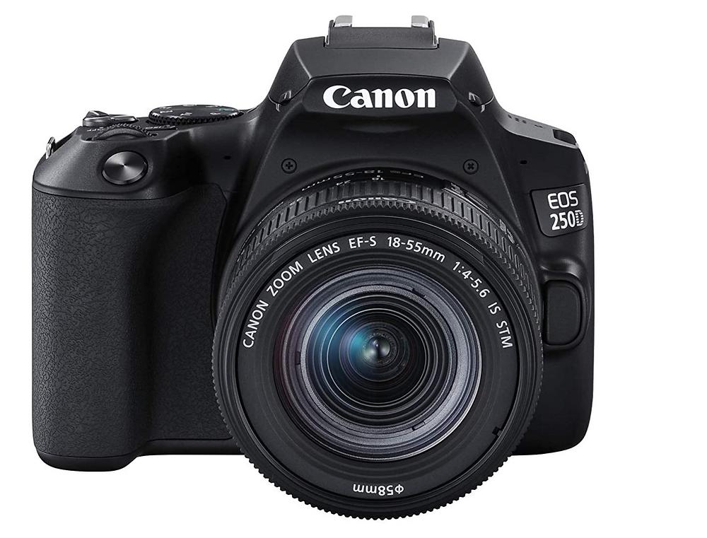 Reflex da viaggio Canon