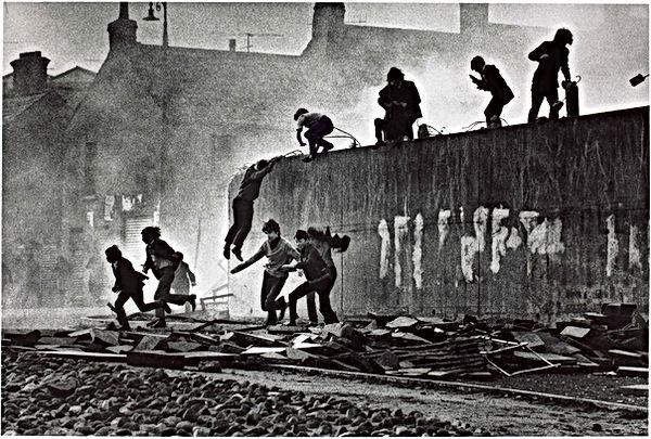 Don McCullin fotografo irlanda