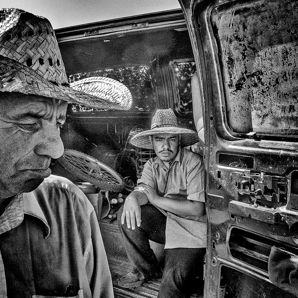 Matt Black fotografo poverty