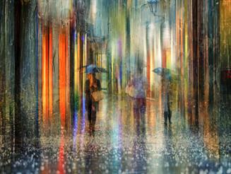 Portfolio: Le città piovose di Eduardo Gordeev