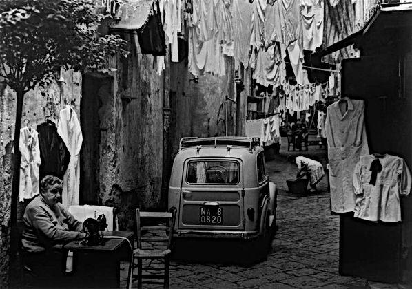 Herbert List fotografia Napoli