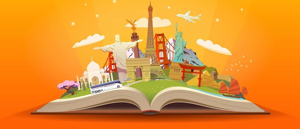 Libri e scrittori di viaggio