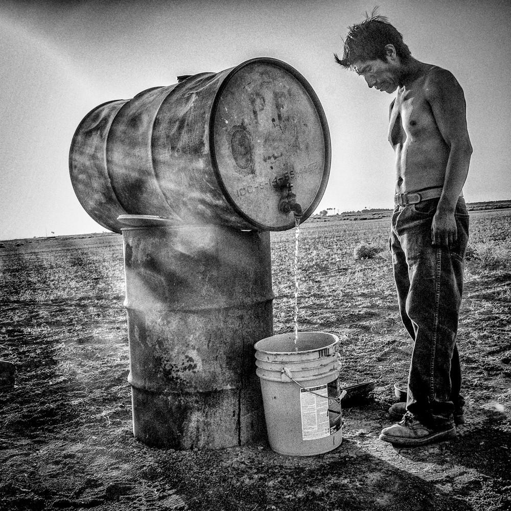 Matt Black fotografo povertá