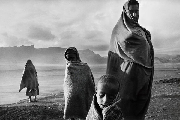 Sebastiao Salgado foto Africa