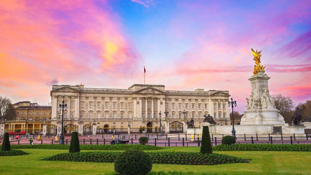buckingam palace Londra palazzi da visitare